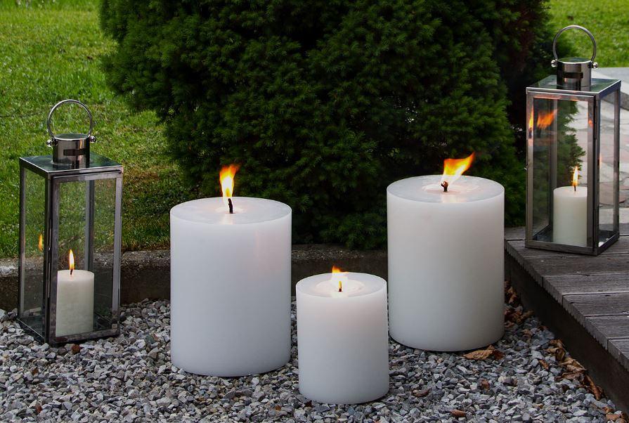 Outdoor Kerzen.Xxl Outdoor Finca Kerzen Kopschitz Kerzen Im Kerzen Online